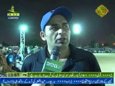 Sharjah tape ball night cricket 2015 by kay2 tv dubai
