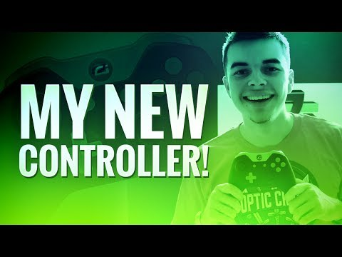 My New Controller OpTic Scuf One Unboxing