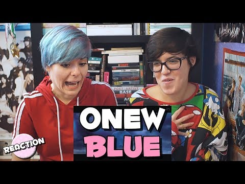 ONEW (온유) - BLUE ★ MV REACTION