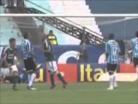 Marcos Assun��o - Todos os gols de falta