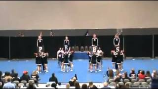 Pea Ridge High School Cheerleading 2011 State Champions