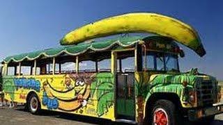 GTA 5: Banana Bus Montage