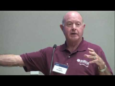 Land Application of Drilling Fluids: Landowner Considerations; Dr. Sam Feagley