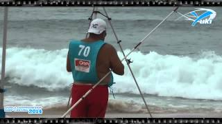 Fishing by Jose Afonso in World Championship Surfcasting 2014 - France