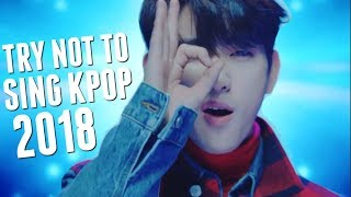 Download Lagu TRY NOT TO SING KPOP CHALLENGE 2018 SONGS [16] Gratis STAFABAND