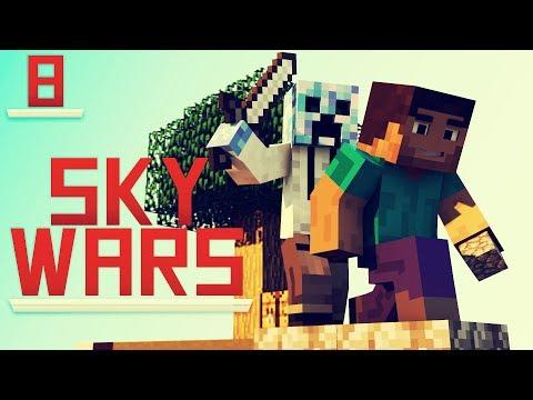 Minecraft: SKYWARS #8