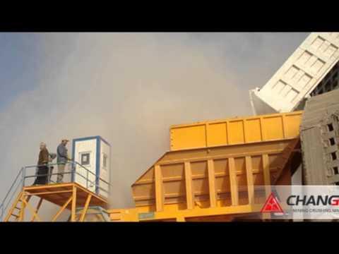 manganese steel iron ore crusher in Nigeria