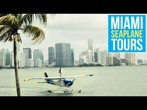 Miami Seaplane Tours: The Best Way to See Miami from the Sky!