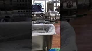 Cold press oil machine coconut oil gm-1000 model soguk pres yağ makinası hindistan cevizi yağı