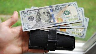 Metal Detecting: $2,000.00 CASH FOUND INSIDE WALLET! Returned To Owner