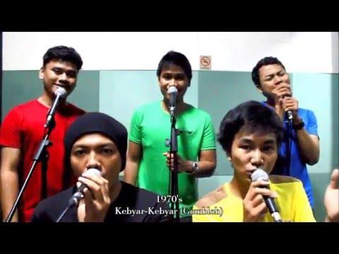 Easycapella - Evolution Of Indonesian Music (evolusi Musik Indonesia) video