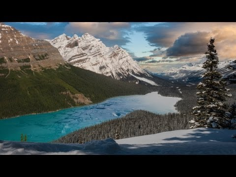 Mountains in Motion: The Canadian Rockies [HD]