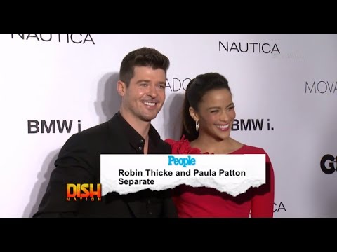 Will Paula Patton and Robin Thicke Reconcile?