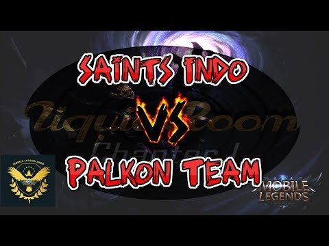 Saints Indo Vs Palkon Team Liquid Room Tournament Mlbb Final