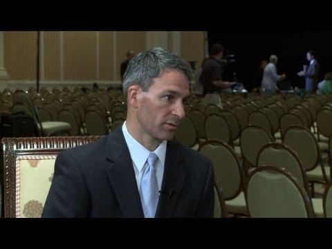 Watch Ken Cuccinelli's Full Post-Debate Interview