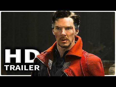 THOR RAGNAROK: NEW Doctor Strange Trailer #2 (2017) Superhero Movie HD