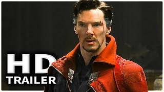 THOR RAGNAROK: NEW Doctor Strange Trailer #2 (2017) Superhero Movie HD