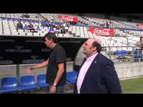 Ilusión y Optimismo en la pretemporada del Real Oviedo