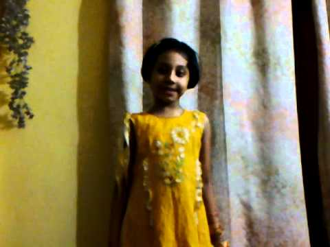 Srija Sen Tinni Kolkata Recitation Video From My Phone video