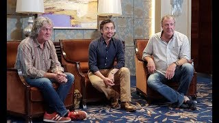 The Grand Tour Filming in China for Season 3