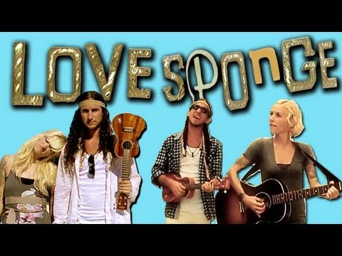Love Sponge - Gianni and Sarah [Walk off the Earth] Music Videos