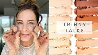 TRINNY WOODALL | Concealer / Foundation tutorial