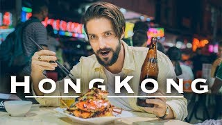 Hong Kong Street Food Tour & Travel Guide