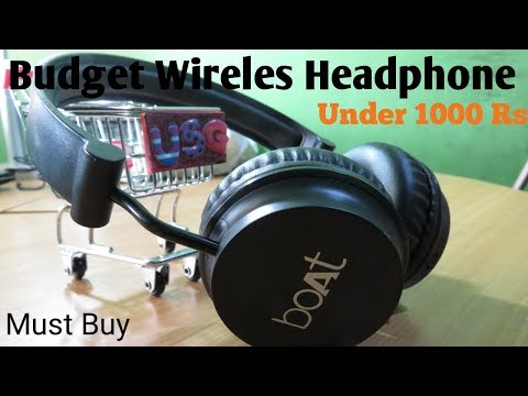 Boat Rockerz 400 wireless headphone review,budget bluetooth headphone,under 1000rs,must buy,amazone.