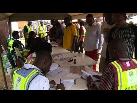 Nigeria votes for state governors, local assemblies