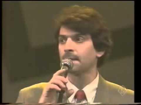Адамово Яблоко (Петербург 5 канал, 1995) Стихи Вишневского