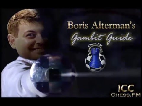GM Alterman's Gambit Guide - Kasparov Gambit - Part 1 at Chessclub.com