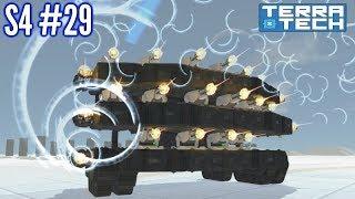 Terratech   Ep29 S4   Hunter Railgun Craft!   Terratech v1.0.0.2 Gameplay