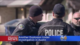 Another Austin Explosion Injures 2 Men
