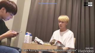 [EUNKOOK]Jungkook said that he likes Eunha song? MP3