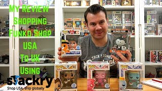 Buy Funko Shop Items From USA To UK Using Stackry ( All Questions Answered )