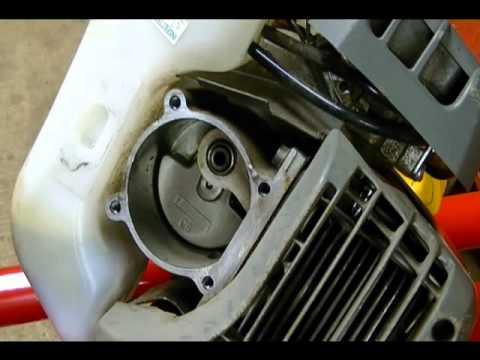 Small Engine Repair: Echo and Ryobi 2 Stroke Engine Crankshaft Comparison