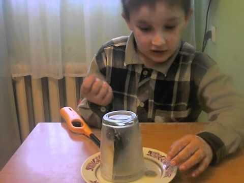 Химия в домашних условиях видео для детей