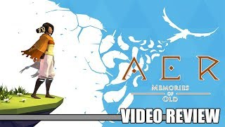 Review: AER - Memories of Old (PlayStation 4, Xbox One & Steam) - Defunct Games