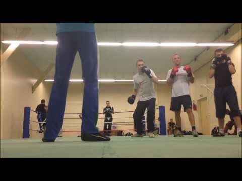 Training Boxe Française - Savate Dunoise Image 1