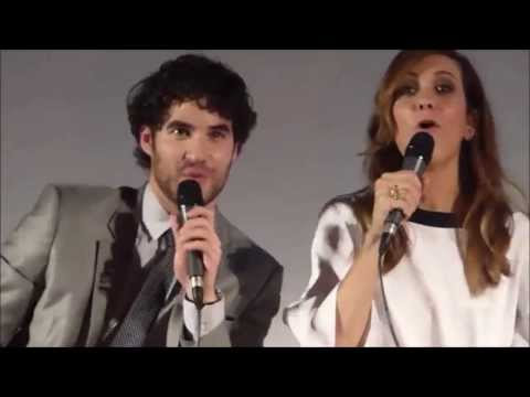 Reasons Darren Criss Is Totally Awesome #2 (Adorable Things He Says)