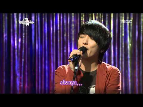 The Radio Star, CNBlue(3), #11, 유현상, 김도균, 정용화, 이종현(3) 20110525
