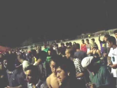 The Oliver Brothers @ Surf At Night (Campismo | Cortega�a 14-08-2011)