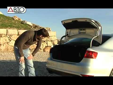 Тест драйв Volkswagen Jetta 2011