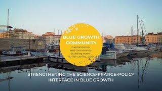 Strengthening the Science-Practice-Policy Interface in Blue Growth