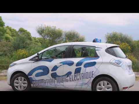 Eco-conduite avec la Renault Zoé