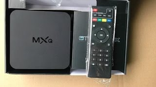 Android Tv Box | MXQ s805