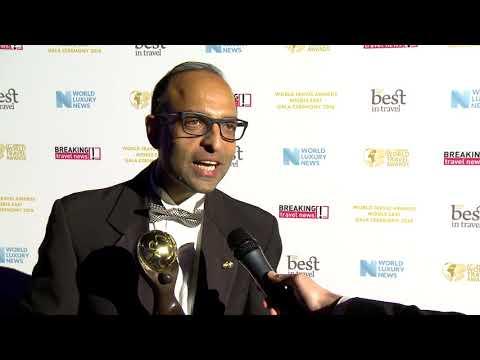 Amit Arora, general manager, The Ritz-Carlton Ras Al Khaimah, Al Hamra Beach