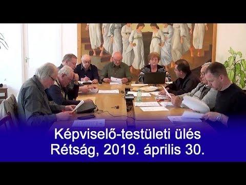 Képviselő-testületi ülés - Rétság - 2019.ápr.30.
