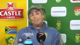 Proteas trio to be rested for series end