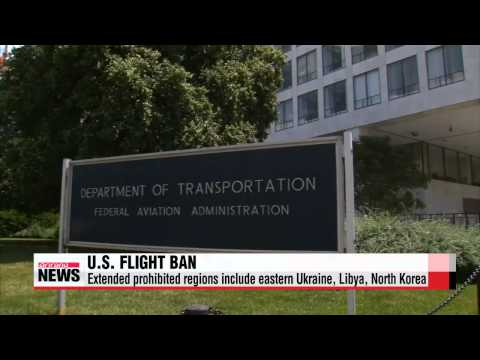 U.S. expands its 'no-fly zones'